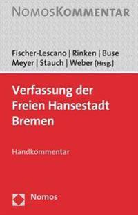 Verfassung Der Freien Hansestadt Bremen: Handkommentar