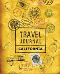 Travel Journal California