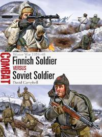 Finnish Soldier Versus Soviet Soldier