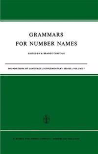 Grammars for Number Names