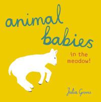 Animal Babies in the Meadow  - Julia (ILT) Groves - böcker (9781846438790)     Bokhandel