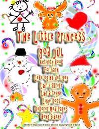 The Little Princess god jul Activity Book For barn Leke og ha det gøy Lær å skrive Lær å tegne Linje Dots Dekorer med Pages Heng sidene - Grace Divine | Ridgeroadrun.org