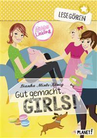 Lesegören: Gut gemacht, Girls!