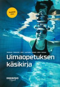 Uimaopetuksen käsikirja (+cd)