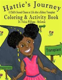 Hattie's Journey Coloring Book