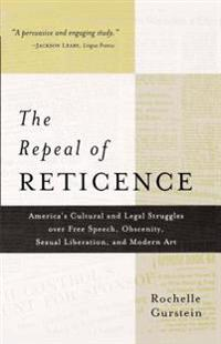 Repeal of Reticence