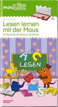 miniLÜK. Lesen lernen mit der Maus 1