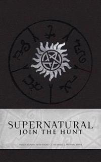 Supernatural Ruled Journal