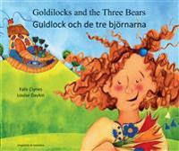 Guldlock och de tre björnarna, engelska och svenska