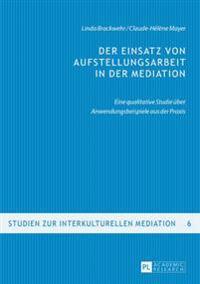 Der Einsatz Von Aufstellungsarbeit in Der Mediation: Eine Qualitative Studie Ueber Anwendungsbeispiele Aus Der Praxis