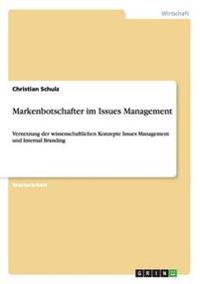 Markenbotschafter Im Issues Management