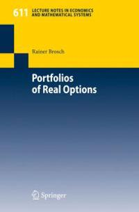 Portfolios of Real Options