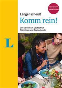 Langenscheidt Komm rein! - Sprachkurs mit Buch und Begleitheft; Lehrerhandreichung als Download