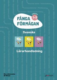 Fånga förmågan svenska Lärarhandl 1-3 + 8 planscher