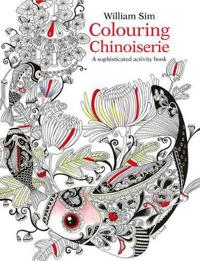 Colouring Chinoiserie