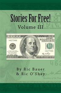 Stories for Free!: Volume III