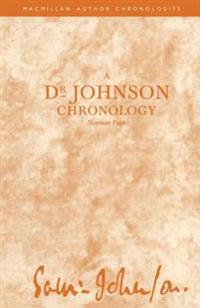 A Dr Johnson Chronology