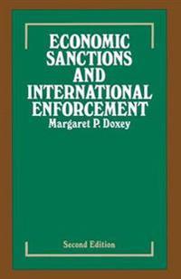 Economic Sanctions and International Enforcement