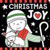 Christmas Joy Black & White Board Book