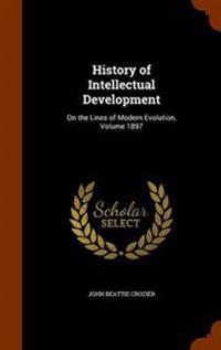 History of Intellectual Development