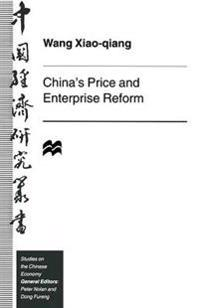China's Price and Enterprise Reform