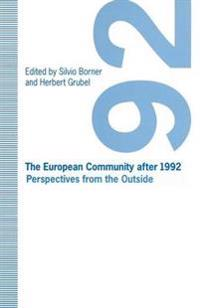 The European Community After 1992