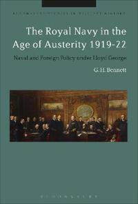 The Royal Navy in the Age of Austerity 1919-22