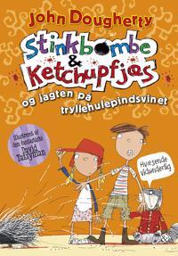 Stinkbombe & ketchupfjæs og jagten på tryllehulepindsvinet