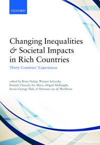 Changing Inequalities and Societal Impacts in Rich Countries