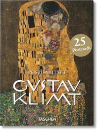 Klimt Postcard Set