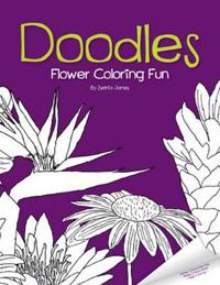Doodles Flower Coloring Fun