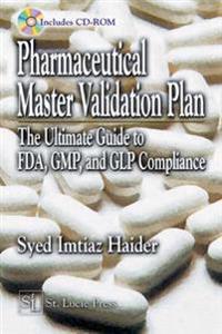 Pharmaceutical Master Validation Plan