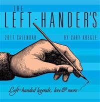 The Left-Hander's 2017 Day-To-Day Calendar