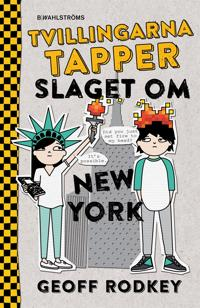Slaget om New York - Tvillingarna Tapper 2