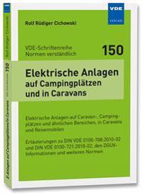 Elektrische Anlagen auf Campingplätzen und in Caravans