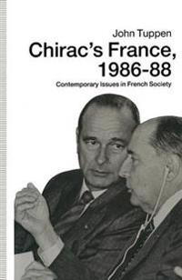Chirac's France, 1986–88