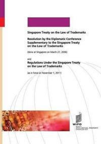 Singapore Treaty on the Law of Trademarks