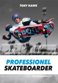 Professionel skateboarder