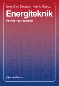 Energiteknik - Formler och tabeller