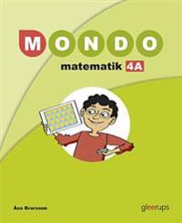 Mondo Matematik 4A Elevbok