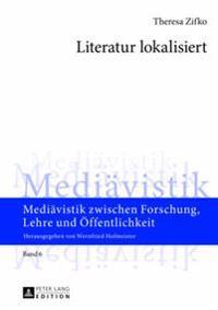 Literatur Lokalisiert-: Museologische Ueberlegungen Zur Praesentation Von Literarischen Texten Mit Besonderer Bezugnahme Auf Das Designkonzept