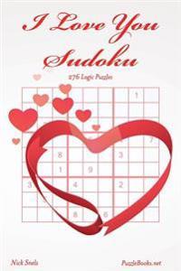I Love You Sudoku - 276 Logic Puzzles