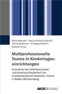 Multiprofessionelle Teams in Kindertageseinrichtungen