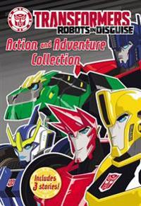 Transformers Robots in Disguise: Action and Adventure Collection