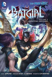 Batgirl, Volume 2: Knightfall Descends