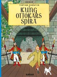 Tintins äventyr. Kung Ottokars Spira
