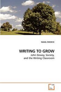 Writing to Grow