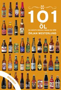 101 öl du måste dricka innan du dör : 2016/2017