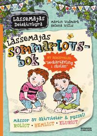 LasseMajas sommarlovsbok