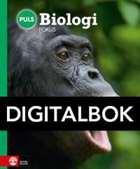 PULS Biologi 7-9 Fokus Digital, fjärde upplagan